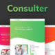Consulter – Consultancy Template