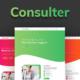 Consulter – Consultancy Template